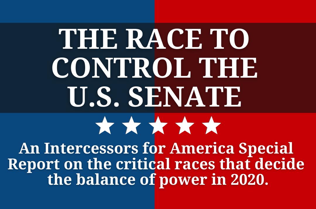 The Race to Control the U.S. Senate