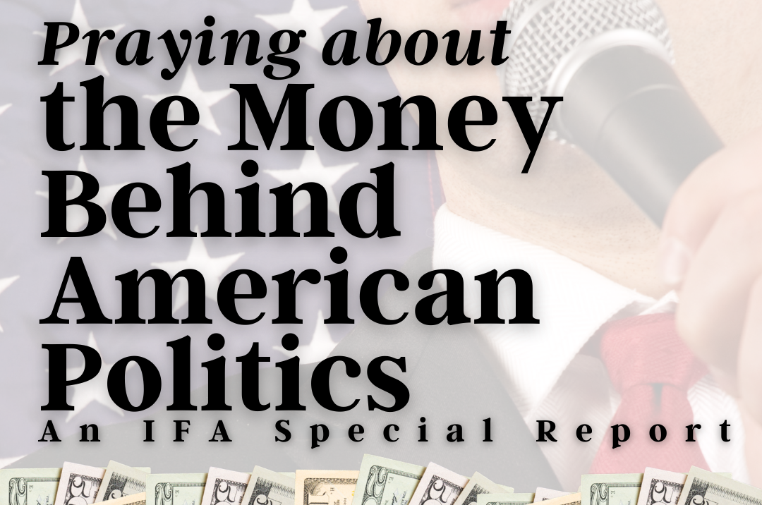 Praying About the Money Behind American Politics