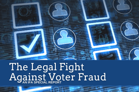 The Legal Fight Against Voter Fraud