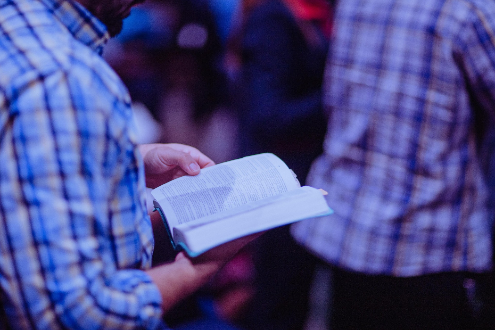 Bible Read-A-Thon Over Our Nation
